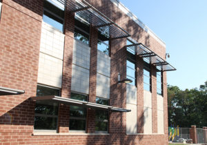 Example of filled and polished masonry units available at Masonry Resource Company.