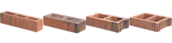 Master-Brik sizes available through Masonry Resource Company